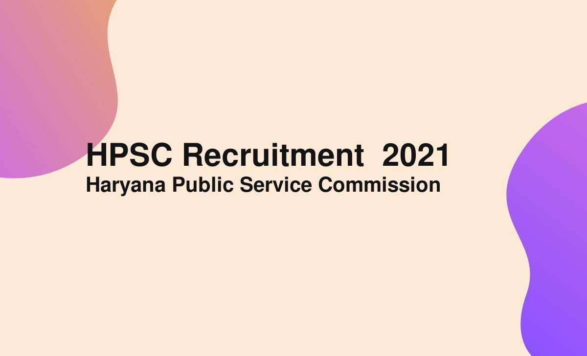 hpsc recruitment 2021