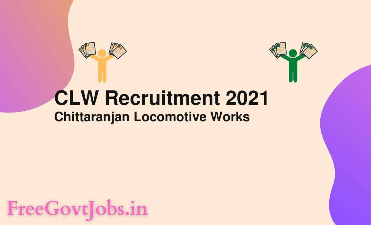 clw recruitment 2021