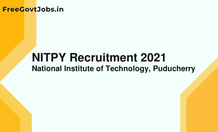 NITPY Recruitment 2021
