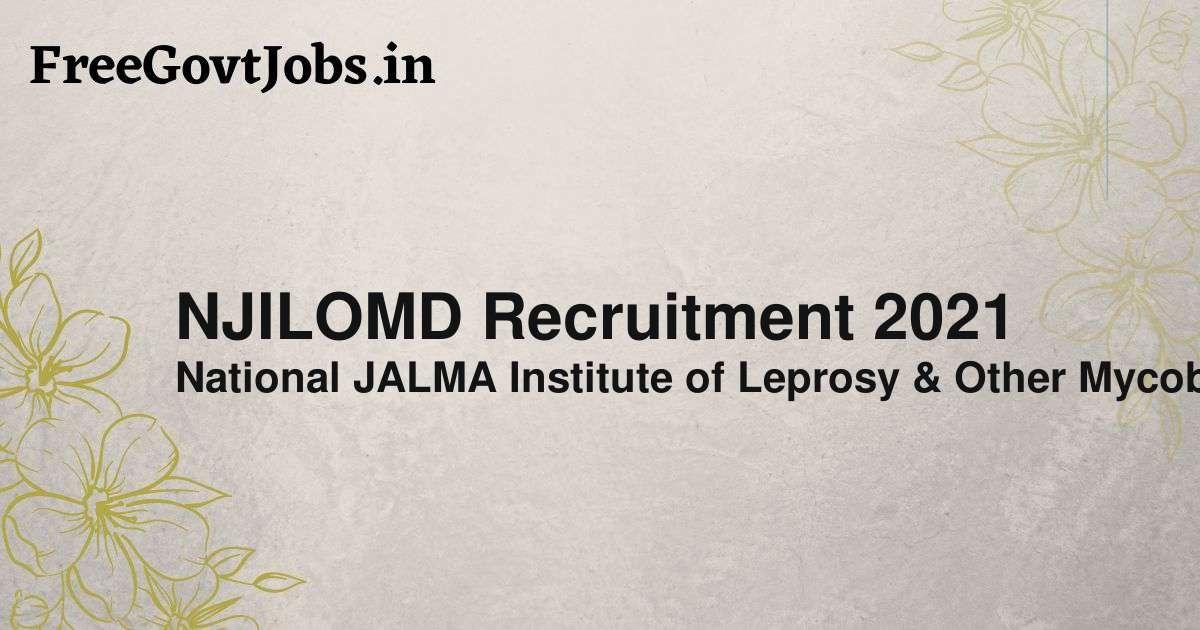 njilomd recruitment 2021