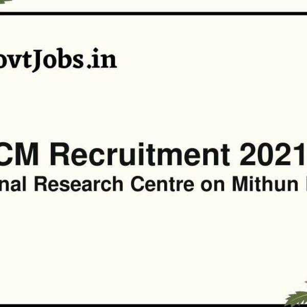 nrcm recruitment 2021